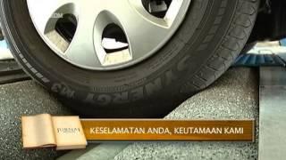 """Bersama PUSPAKOM """"Prosedur Puspakom"""" JURNAL BERNAMA EPS 95 (10.08.2014)"""