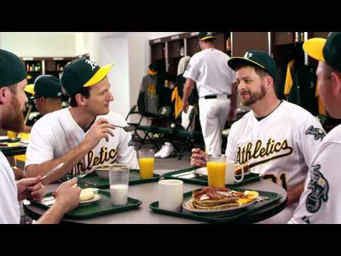 OAKLAND A'S - COUNTRY BREAKFAST - HUB TV