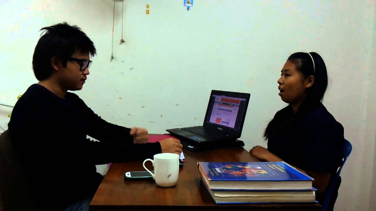 ENGLISH CONVERSATION Job interview - YouTube