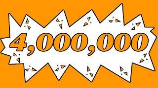4,000,000 KOPS!