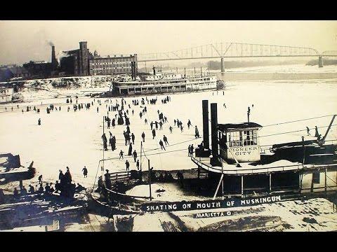Vintage Scenes of Marietta Ohio