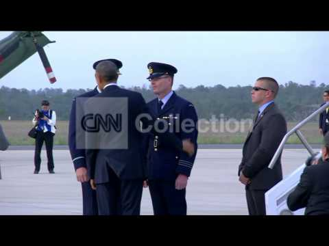AUSTRALIA: G20 OBAMA DEPARTS ON AIR FORCE ONE