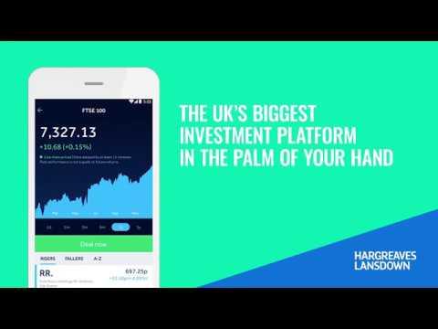 Hargreaves Lansdown Mobile app