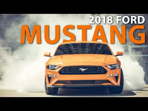 Engineering Insights & Stories On The 2018 Mustang - Autoline After Hours 402