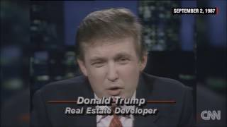 A Prophetic Trump Interview from 1987