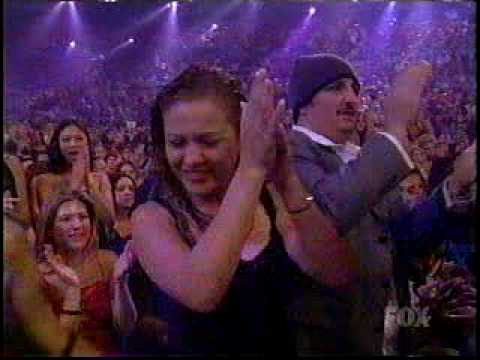 In the Audience at the 2005 Billboard Music Awards