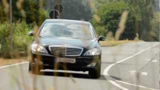 Die alte Mercedes-Benz S-Klasse: Sommer testet