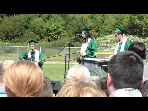 Vashon High School Class of 2013 Graduation ceremony