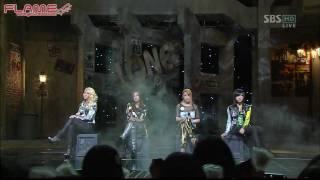 [2NE1TW]2NE1 - Lonely [LIVE繁中]