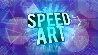 SPEED ART #10:BANNER PARA OLIVER BALY