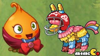 Plants Vs Zombies 2: Backyard Brain Bowl Pinata Party 12/9
