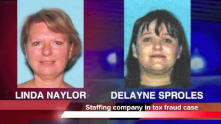 Temporary Resource Personnel - tax fraud in Dalton, Georgia