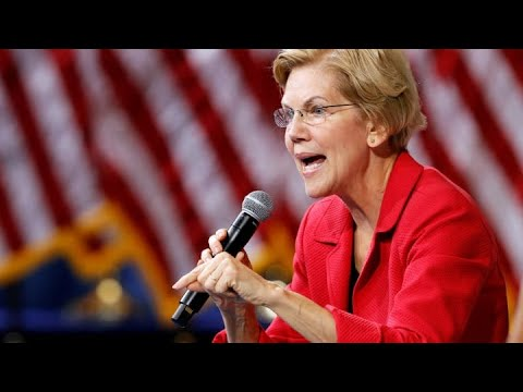 Sen. Elizabeth Warren is gaining ground in Democratic primary, says pollster Frank Luntz
