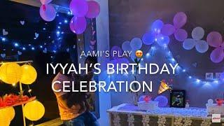 IYYAH'S 1st BIRTHDAY CELEBRATION