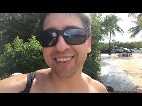 State park in key largo snorkeling-Florida USA