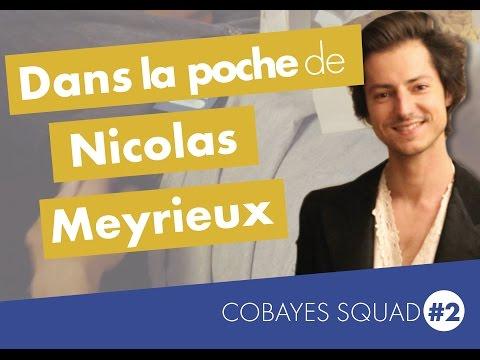 Cobayes Squad #2 - Dans la poche de Nicolas Meyrieux