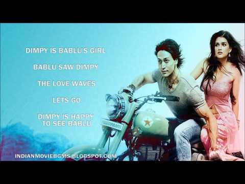 Heropanti BGMs   Jukebox   IndianMovieBGMs