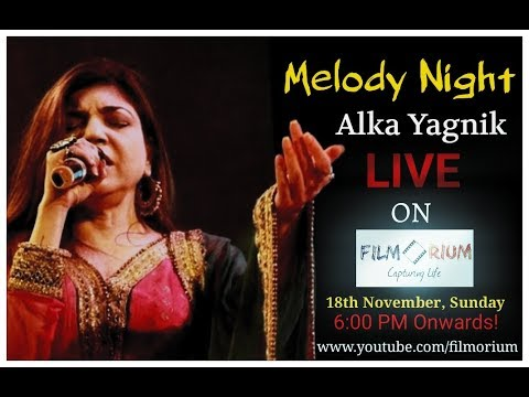 6th North-East Youth Festival Agartala LIVE | Alka Yagnik Show
