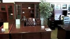 Dmi Keswick Traditional Executive Desk