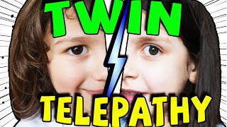 TWIN TELEPATHY CHALLENGE - SMOOTHIE