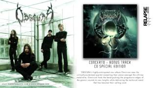 """Obscura - """"Concerto"""" (Cacophony Cover) (2011)"""