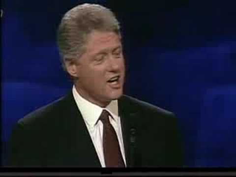 1992 DNC: The Man from Hope enthralls N.Y. convention