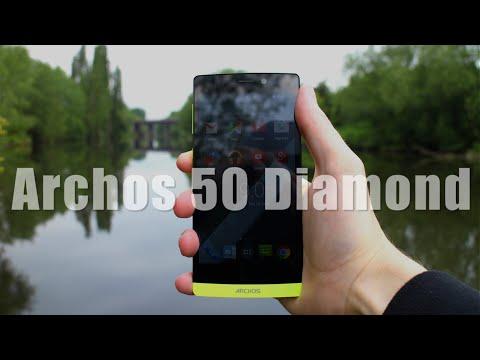 Archos 50 Diamond review