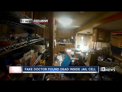 Fake doctor hanged himself at CCDC