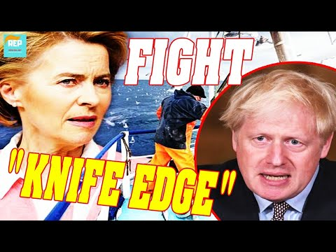 Brexit Fishing Fury: French Fishermen Plot To Blockade Access To EU Waters  If No-deal Brexit