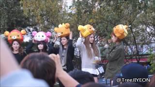 [FanCam] 20121014 T-ARA Mini Fan Meeting