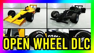 GTA 5 - OPEN WHEEL RACE UPDATE!!! NEW F1 CARS, RACES AND MORE!!!