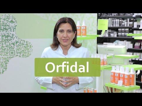 ORFIDAL (lorazepam) nuevo vídeo-prospecto