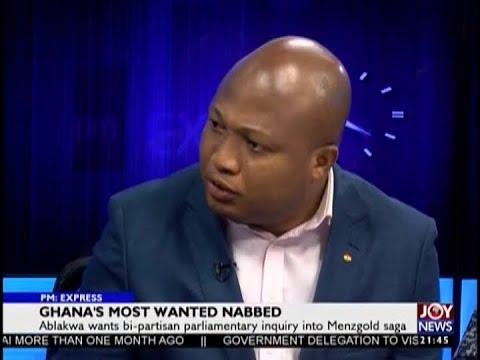 Ghana's Most Wanted Nabbed – PM Express on JoyNews (14-1-19)