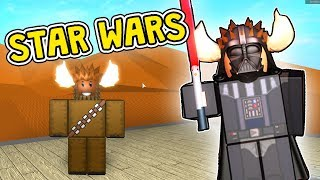 DARTH VADER ELG! - Dansk Roblox: Star Wars Tycoon