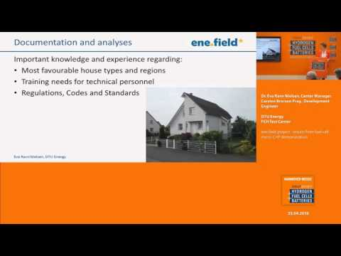 ene.field project - results from fuel cell micro-CHP demonstration