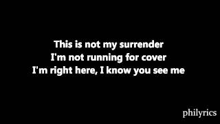 Kelly Clarkson   The War Is Over Lyrics   YouTube