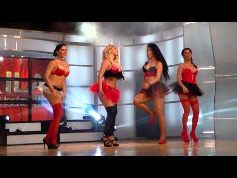 las fantasticas en baila la noche 3 segundo baile