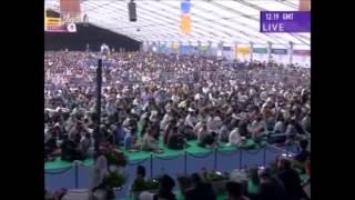 Addresse aux Lajnas- Jalsa Salana UK (2013) par Hadhrat Mirza Masroor Ahmad (aba)