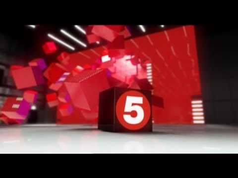 Channel 5 UK (Five UK) - NEW LOOK - February 2011