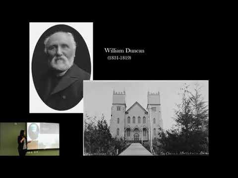 Mique'l Dangeli - Re-Developing the Work of B.A. Haldane, 19th Century Tsimshian Photography