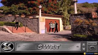 Police Quest: SWAT gameplay (PC Game, 1995)