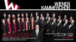 benjamin britten rejoice in the lamb wiener kammerchor livemitschnitt radiokulturhaus wien 2016