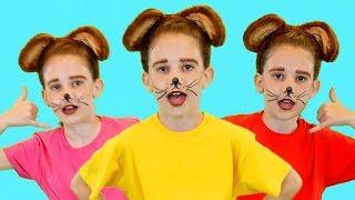 Five Little Monkeys | Nursery Rhymes Kids Song