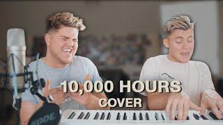 Gambar cover Dan + Shay, Justin Bieber - 10,000 Hours Cover (Morgan M-James & Ben Hughes)
