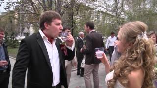 0004 Свадьба Ильи и Татьяны Прогулка после ЗАГСа