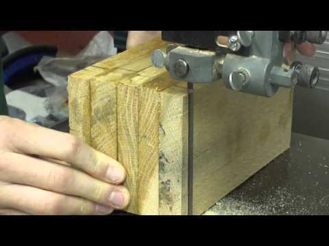Bandsaw Box   Project 002