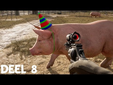 STIERENBALLEN FESTIVAL! // FAR CRY 5 #8
