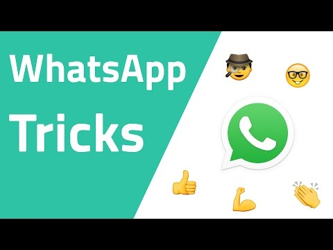 WhatsApp tips no one knows about