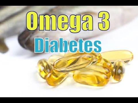 Omega 3 ▶Revertir la Diabetes con Omega3 -El Aceite de Pescado Reduce la Diabetes