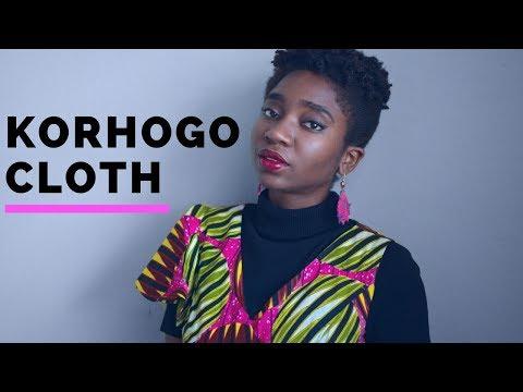 Korhogo Cloth | African Textiles | LAJA